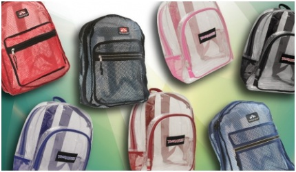Selecting the Type of Backpack